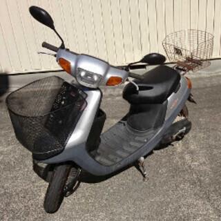 50ccスクーター 1.5万円~2万円 やや錆びあり 走行4100㎞