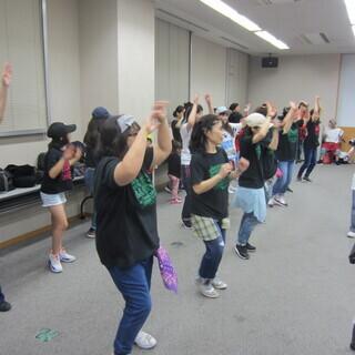 親子での参加大歓迎☆チケット制のダンスクラス
