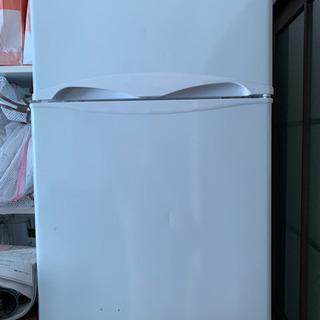単身用冷蔵庫 2ドア
