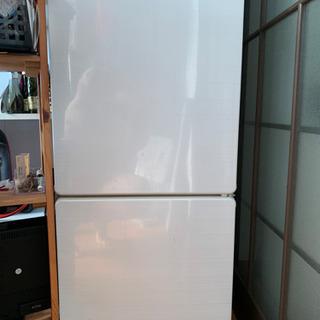 単身用 2ドア冷蔵庫 早期処分希望で値下げ