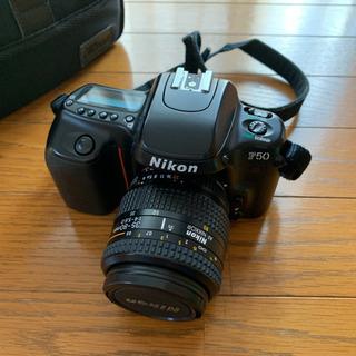 Nikon f50 フィルムカメラ 付属品付