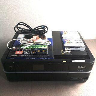 【直接引渡希望】EPSON EP-803A インクジェット…