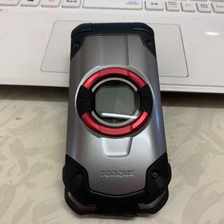 TORQUE X01 オプション付き【SIMロック解除済】