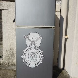 【差し上げます】ジャンク品冷蔵庫