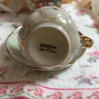 デミコーヒーカップ