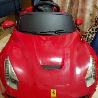 フェラーリ F12 belinetta 電動乗用玩具