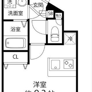 地下鉄成増  ☆敷金0・礼金0・フリーレント1ヶ月☆