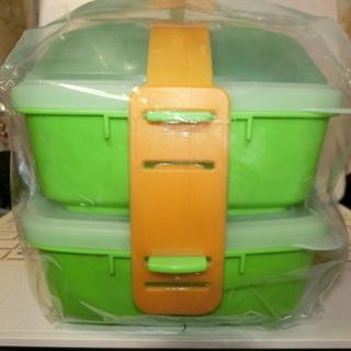 ピクニック・運動会用お弁当箱 『値下げします。』¥1500⇒¥1000 - その他