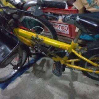 KIDS用自転車