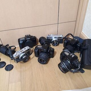 Rさん購入予定 カメラ大量まとめ売り canon eos can...