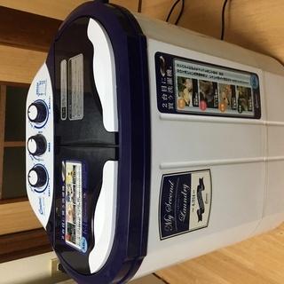 CBジャパン 2層式小型洗濯機マイセカンドランドリー tom-05