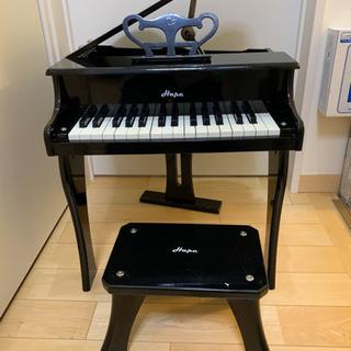 子供用ピアノ Hape(ハペ) ハッピーグランドピアノ(ブラック)