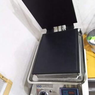 業務用イカやき機 家庭用電気100Vで可能 軽い