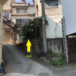 垂水区西舞子 想定利回り20〜30%収益でどうぞ! ※再建築不可 - 神戸市