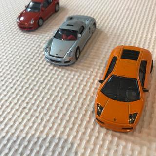 スポーツカー3台セット