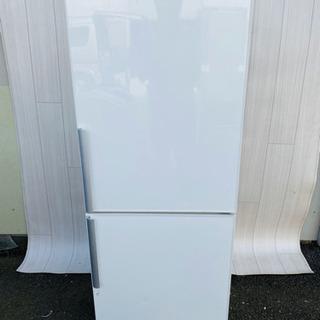 260番 AQUA ✨ノンフロン冷凍冷蔵庫❄️AQR-D27A‼️