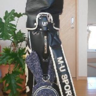 ゴルフキャディーバック