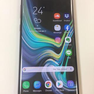 Galaxy Note9 SIM FREE 海外版