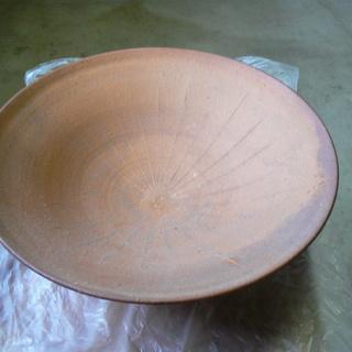 信楽焼き大皿