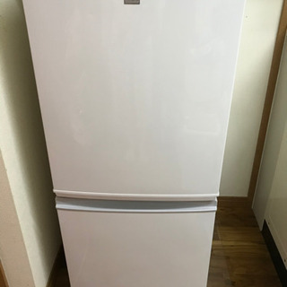 SHARP ✨ 137L冷蔵庫(お値段相談乗ります)
