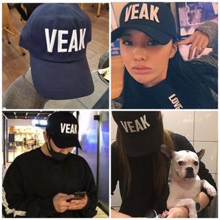 【入手困難】VEAKseoul ロゴ キャップ CAP メンズ ...