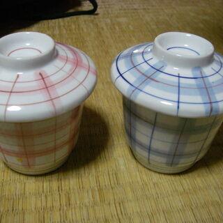 茶碗蒸しの器【蓋付き】