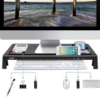 AILUKI モニター台 机上台 パソコンスタンド パソコン台 ...