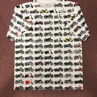 値下げバイク旧車多数プリントTシャツ