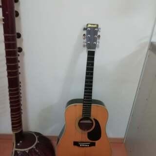 ギターです 弾くことはできるかもしれないけど・・・・