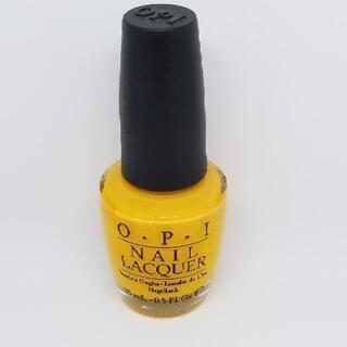 OPI  ネイルラッカー