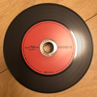 【レコードデザイン!】書き込み可能 CD-R (700MB・14枚)