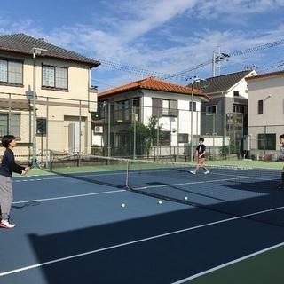 湘南でテニスメンバー募集します!
