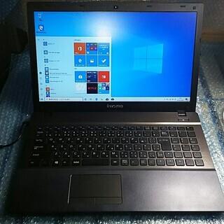ノートパソコン PC工房改Ⅱ Core i3 SSD Win10