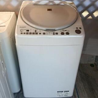 SHARP 2011年製7㎏洗濯乾燥機 #293