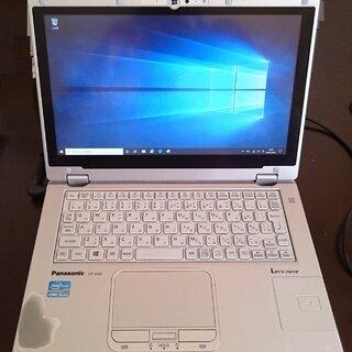 Panasonic Let's Note CF-AX2 i5-3...