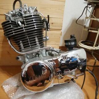 sr400 エンジン 極上 ショーコンディション