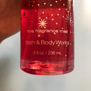 Bath & Body Works フラグランス ミスト