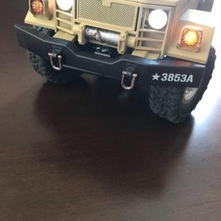 wpl 1/16 軍用トラック4WD