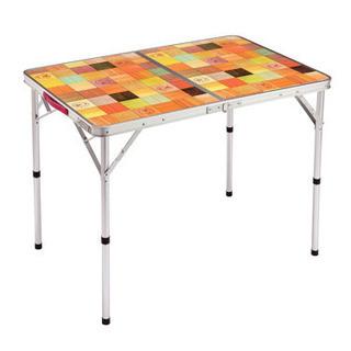 コールマン ナチュラルモザイクテーブル 90 未使用品 アウトドア