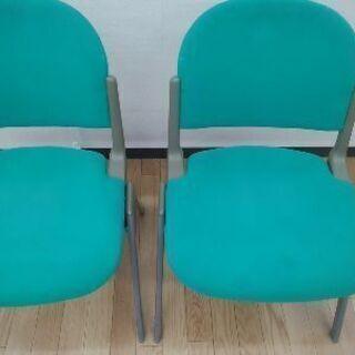 椅子2脚(オカムラ、日本製)