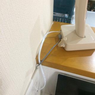 電話機コード 白色 6極4芯(ストレートモジュラーケーブル)コー...