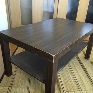 リビング  テーブルの画像