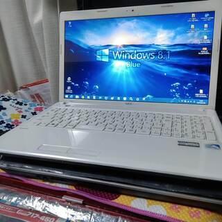 NEC Lavie E PC-LE150JSP2 白 Offic...