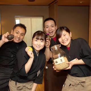 【急募】ランチのみOK!豆富と豆乳の専門店「大豆屋」ホールスタッ...