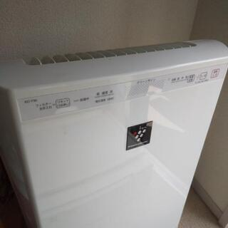 決まりました【譲】空気清浄機/SHARP/プラズマクラスター