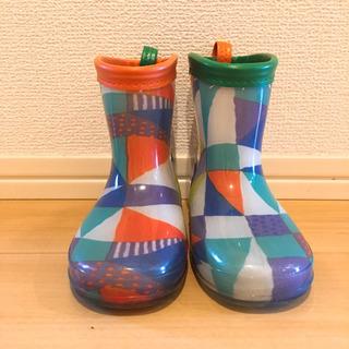 【美品】子供用長靴 15.0cm 男女兼用