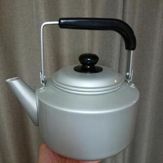 やかん  麦茶煮出し用として利用