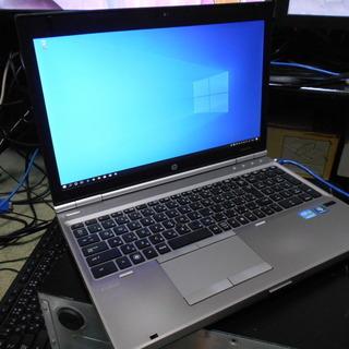 ノートパソコン HP Core i5-2410M  Window...