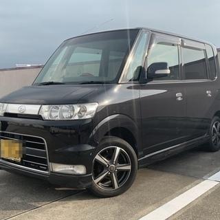 タントカスタムVS ☆ タイベル交換済 ☆ ETC ・ HDDナビ付