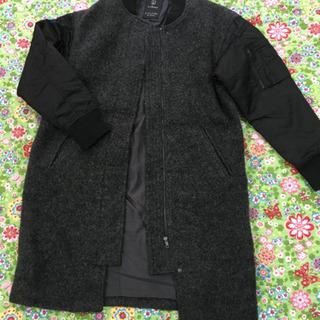 レディースロングジャケット 500円